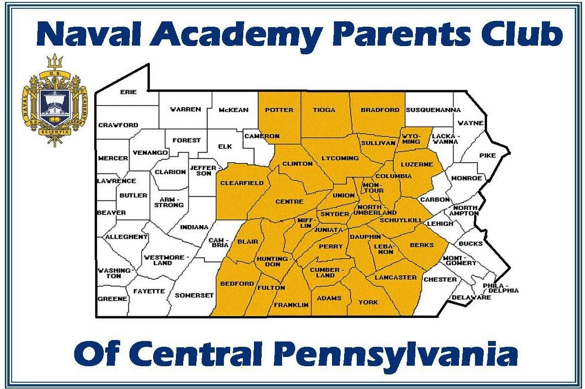 Naval Academy Parents Club of Central Pennsylvania